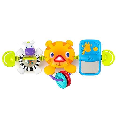 Bright Starts Take Along Toy Bar - Tiger