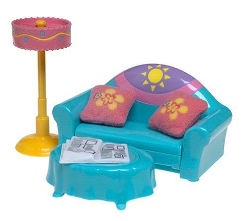 Doras Living Room Furniture Pack - Dora the Explorer Talking House