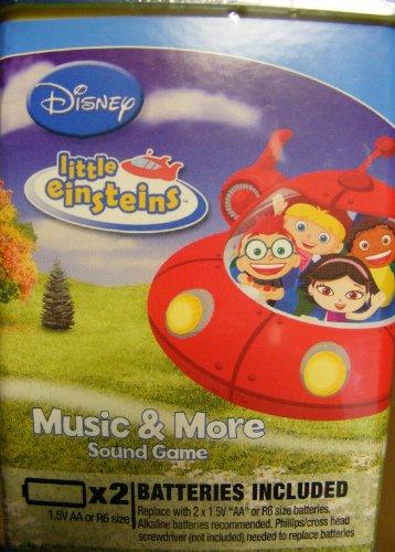 Disney Little Einsteins Music More Sound Game