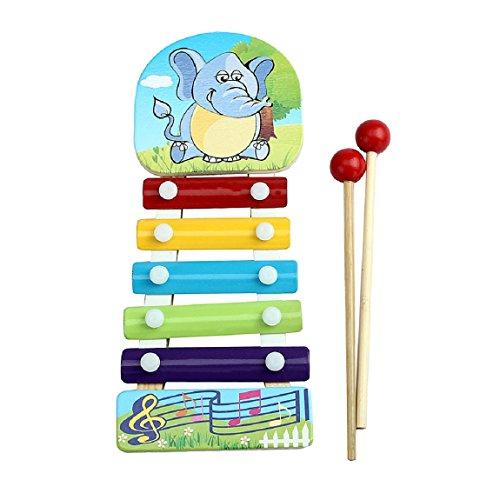 Sannysis Baby Kid Musical Instrument Xylophone Toy Wisdom Development