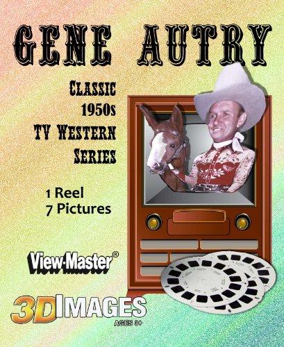 Gene Autry ViewMaster Reel - Wonder Horse Champion
