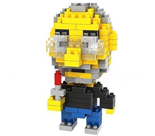 Parent-child games Steve Jobs Building Blocks Childrens Educational Toys