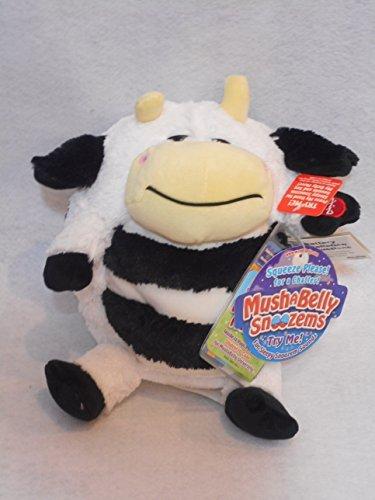 Jay at Play MushaBelly Mushkin Snoozems Sosie Cow Plush