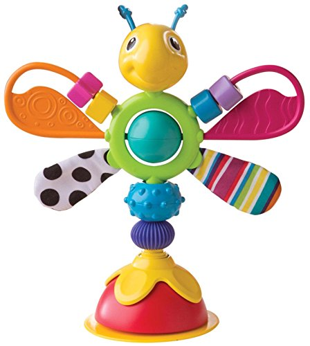 Lamaze Freddie The Firefly High Chair Toy - 0-12 Months - First Adventures