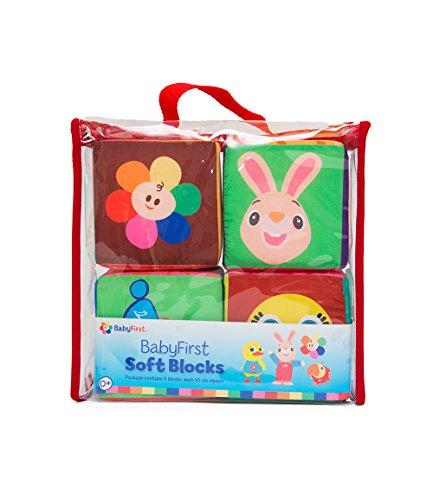 BabyFirst TV - Soft Blocks - PERFECT BIRTHDAY GIFT