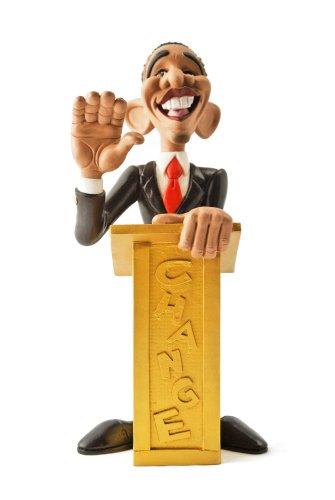 Barack Obama Political Toy designed by John K creator of Ren and Stimpy
