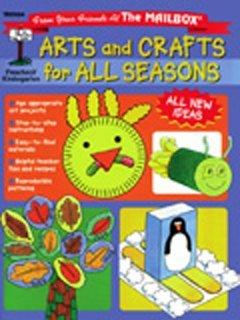 Seasonal Arts Crafts Gr Prek-K Toy by THE MAILBOX BOOKS