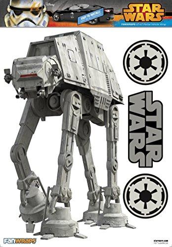 FanWraps Star Wars AT-AT Walker Graphic Viynl Decal