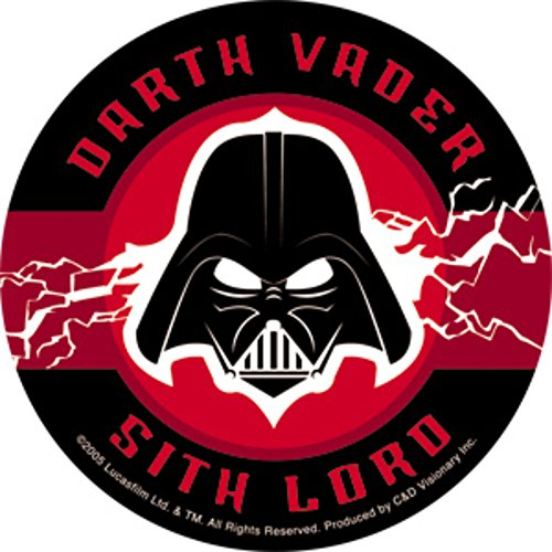 Star Wars Darth Vader - Sith Lord StickerDecal Officially Licensed Star Wars Products