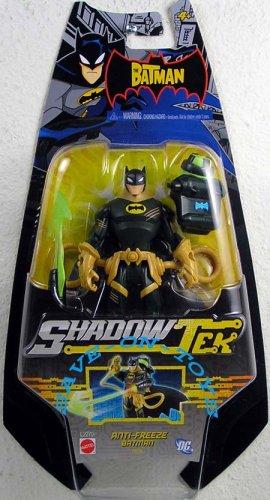 The Batman Shadow Tek Anti-Freeze Batman Set