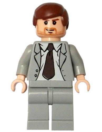 Indiana Jones Suit - LEGO Indiana Jones Minifigure