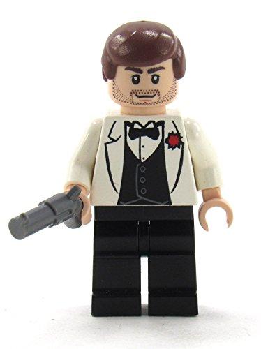 Indiana Jones Tuxedo - LEGO Indiana Jones Minifigure