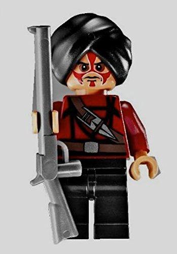Temple Guard - Lego Indiana Jones Minifigure