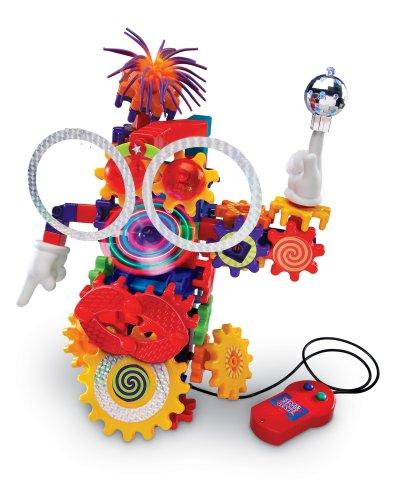 Learning Resources Gears Gears Gears Boogie Buddy Motorized Set
