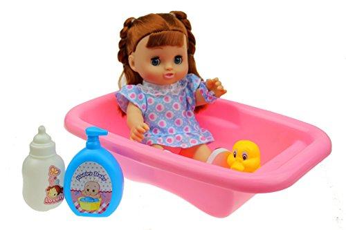 Brynhildr Doll Bathtub and Accessories Set5 pcs)