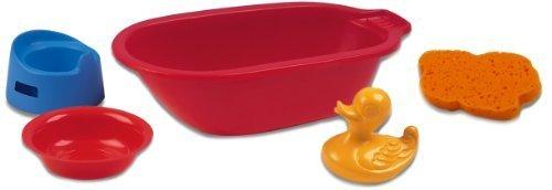 Miniland Doll Bath Tub with Accessories by Miniland