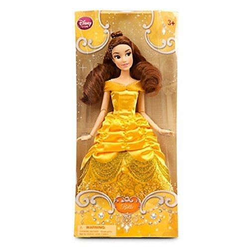 Disney Store Princess Belle Doll Classic 12