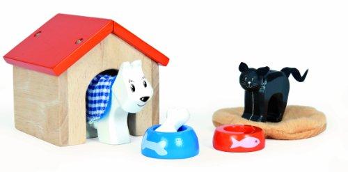 Le Toy Van Dollhouse Furniture Accessories Pet Set