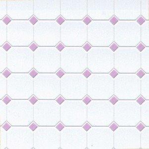 Dollhouse Tile Diamond 12 X 16 Lilac by Superior Dollhouse Miniatures