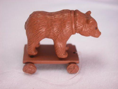 Heidi Ott Dollhouse Miniature Animal 112 Scale Metal Bear Brown 125 XZ237BR