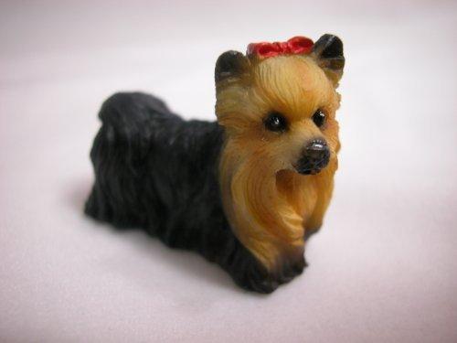 Heidi Ott Dollhouse Miniature Dog Animal 112 Scale Yorkshire Terrier XZ517