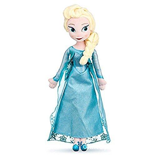 Disney Frozen Princess Elsa 16 Plush Doll