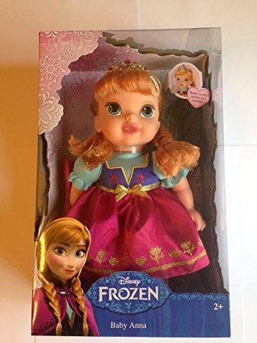 Frozen Disney Baby Anna Doll