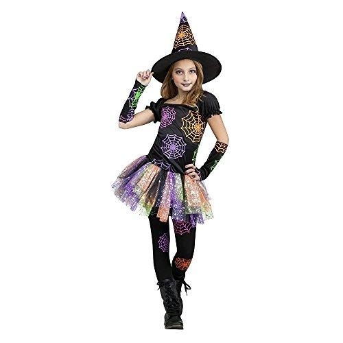 Big Girls Wild Witch Costume - S
