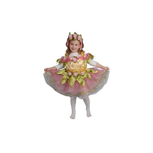 Ballerina Fairy Child Halloween Costume Size 8-10 Medium