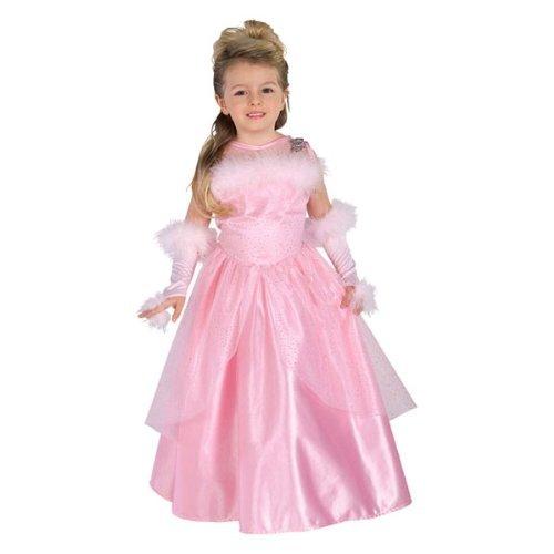 Barbie Pink Princess Child Halloween Costume Size 8-10