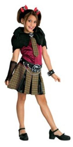 Drama Queens Night School Child Halloween Costume Size 8-10