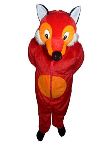 Fantasy World BoysGirls Fox Halloween Costume Size 8 F21