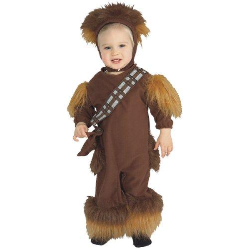 Chewbacca EZ-On Romper Costume - Toddler