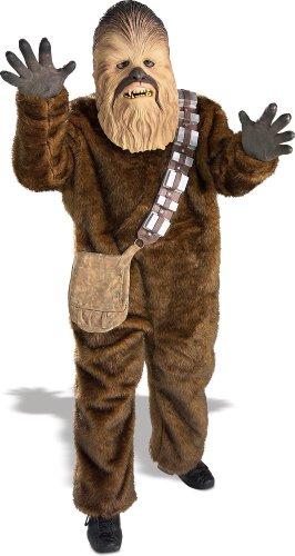Child Star Wars Costume - Deluxe Child Chewbacca Costume