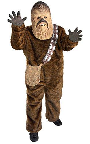 Rubies Costume Star Wars Deluxe Chewbacca Costume Medium
