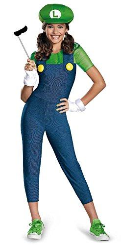 Mario and Luigi Costume - Medium