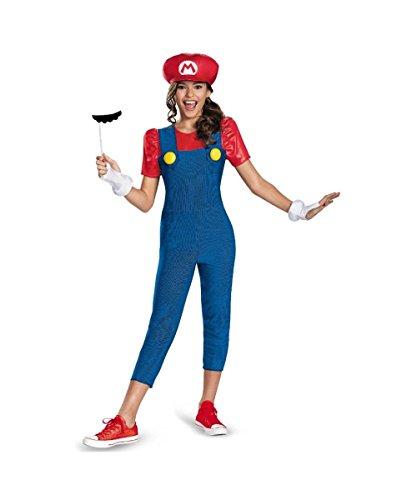 Mario and Luigi Costume - X-Large