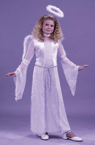 Heavenly Angel Child Costume - Medium