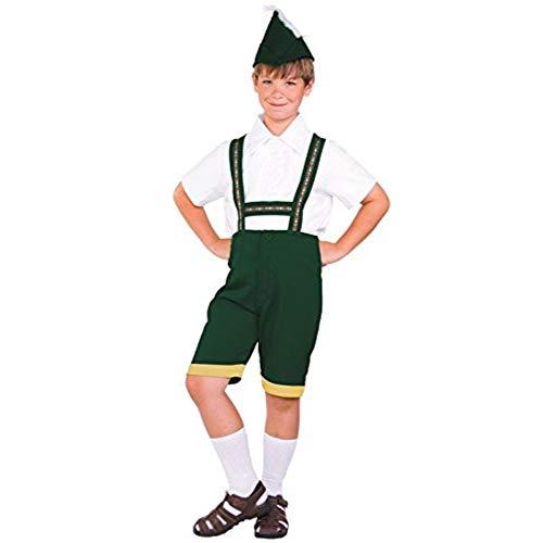 RG Costumes 90006-M Angel Boy Costume - Size Child Medium 8-10