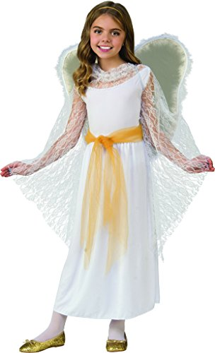Rubies Lace Angel Childrens Costume na Large