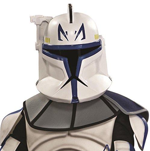 Rubies Star Wars Clone Wars Clonetrooper Rex Childs Mask 2-Piece