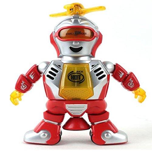 ABCÂ Electronic Walking Dancing Smart Space Robot Astronaut Kids Music Light Toys