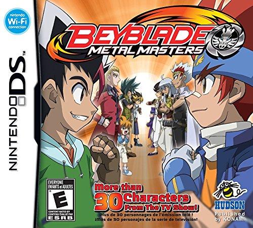 Beyblade Metal Masters - Nintendo DS