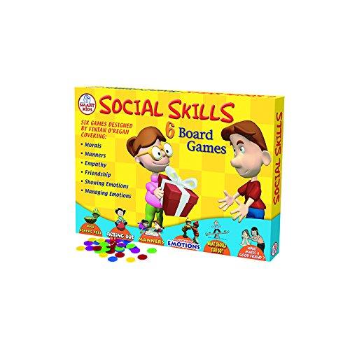 DIDAX SOCIAL SKILLS BOARD GAMES Set of 3