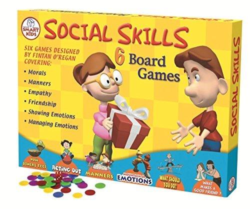 SOCIAL SKILLS BOARD GAMES by Smart Kids