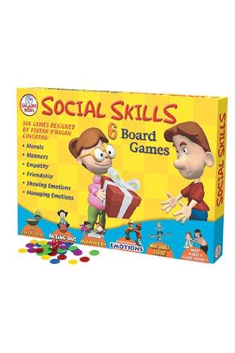 Social Skills Board Games 6 Pack
