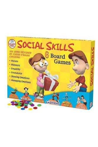 Social Skills Board Games By Didax
