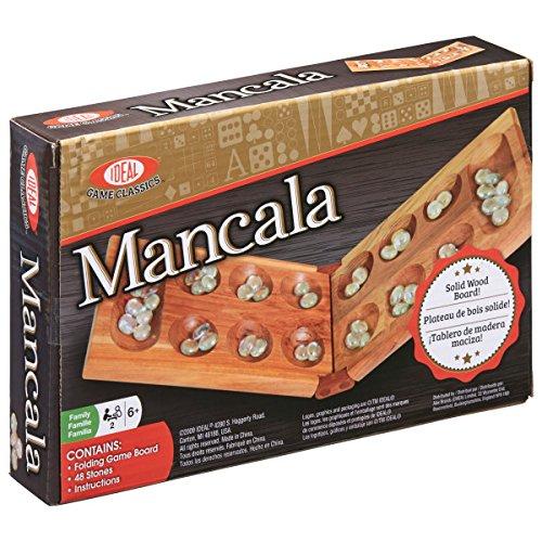 Ideal Classic Mancala Board Game