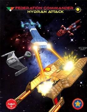 Federation Commander Hydran Attack by Board Games