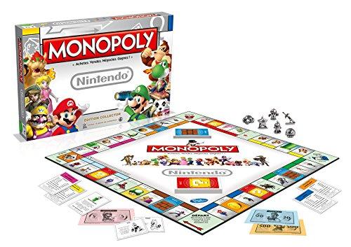 Hasbro - Monopoly Nintendo - 3700126909443